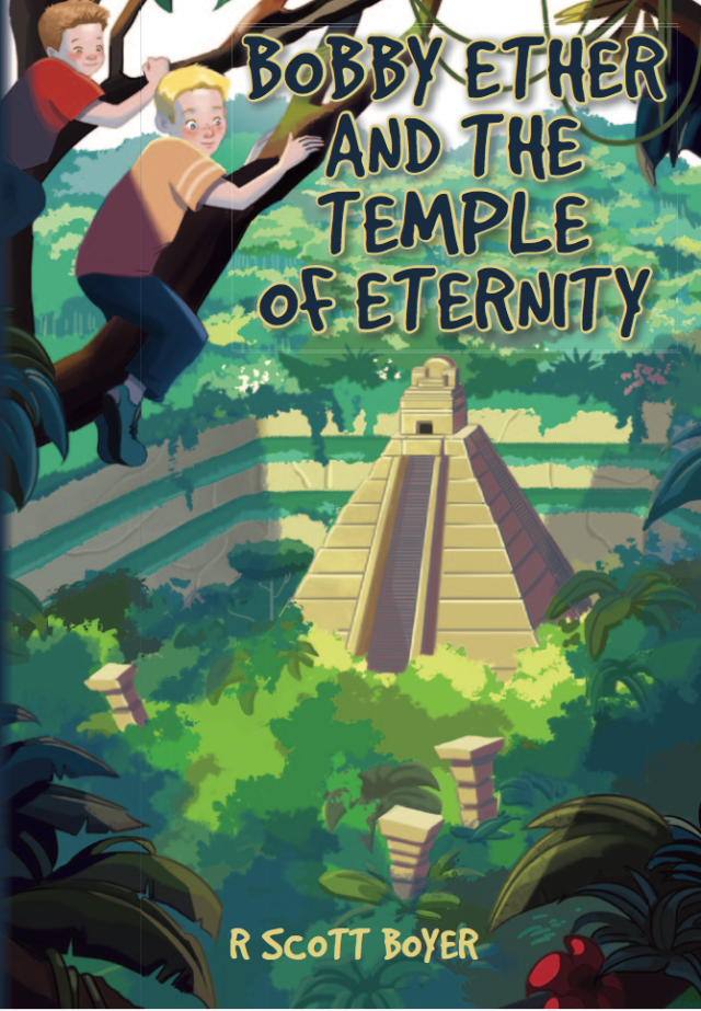 Temple - Front Cover